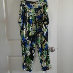 French Laundry Harem Pants NWT sz 1X